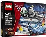 LEGO Cars Escape At Sea 8426