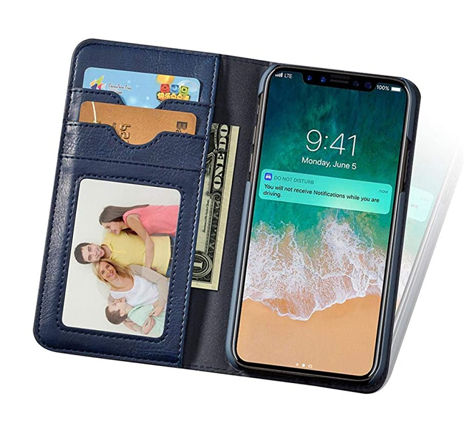 Prime iPhone Xs Max Case iPhone Xs Max Case Design Box Peel Case iPhone Xs Max iPhone Xs Max Case with Handle iPhone Xs Max Case Leather Xs Max Wallet Case iPhone (Blue, iPhone 6s)
