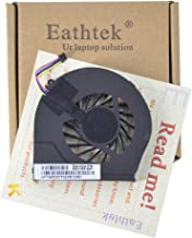 Eathtek Replacement CPU Cooling Fan for HP Pavilion G4-2000 G7-2000 G7-2240US G6-2103ax Series, Compatible with Part Number 683193-001 4GR53HSTP60