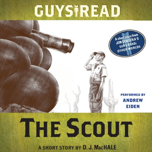 Guys Read: The Scout cover art