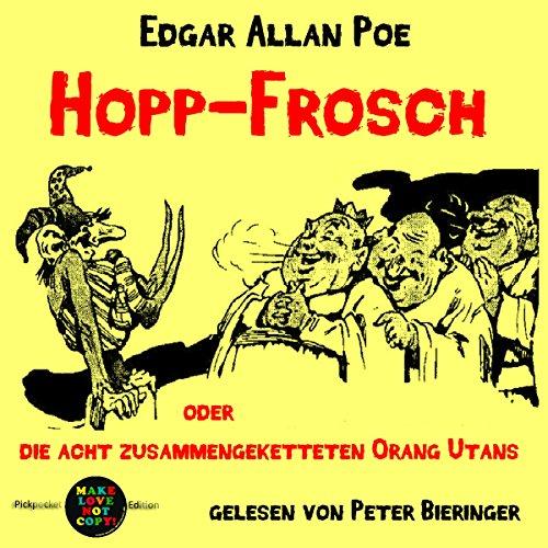 Hopp-Frosch oder Die acht zusammengeketteten Orang-Utans cover art