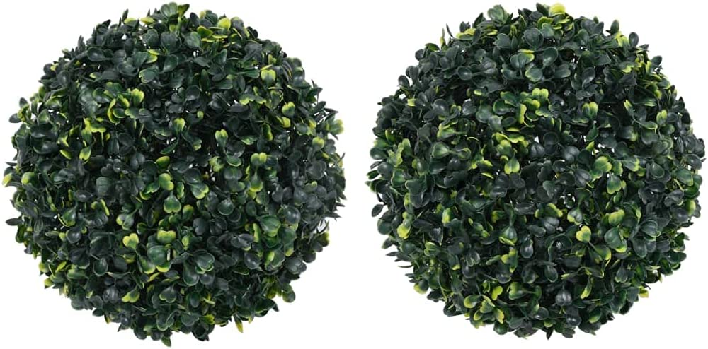 Artificial Boxwood Directly managed store Balls,Artificial Topiary Plant,for Denver Mall Backya