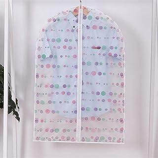 Haute qualité Vêtements Couverture Sac, transparent Vêtement Accroche en plastique Costume vêtement cache-poussière couver...