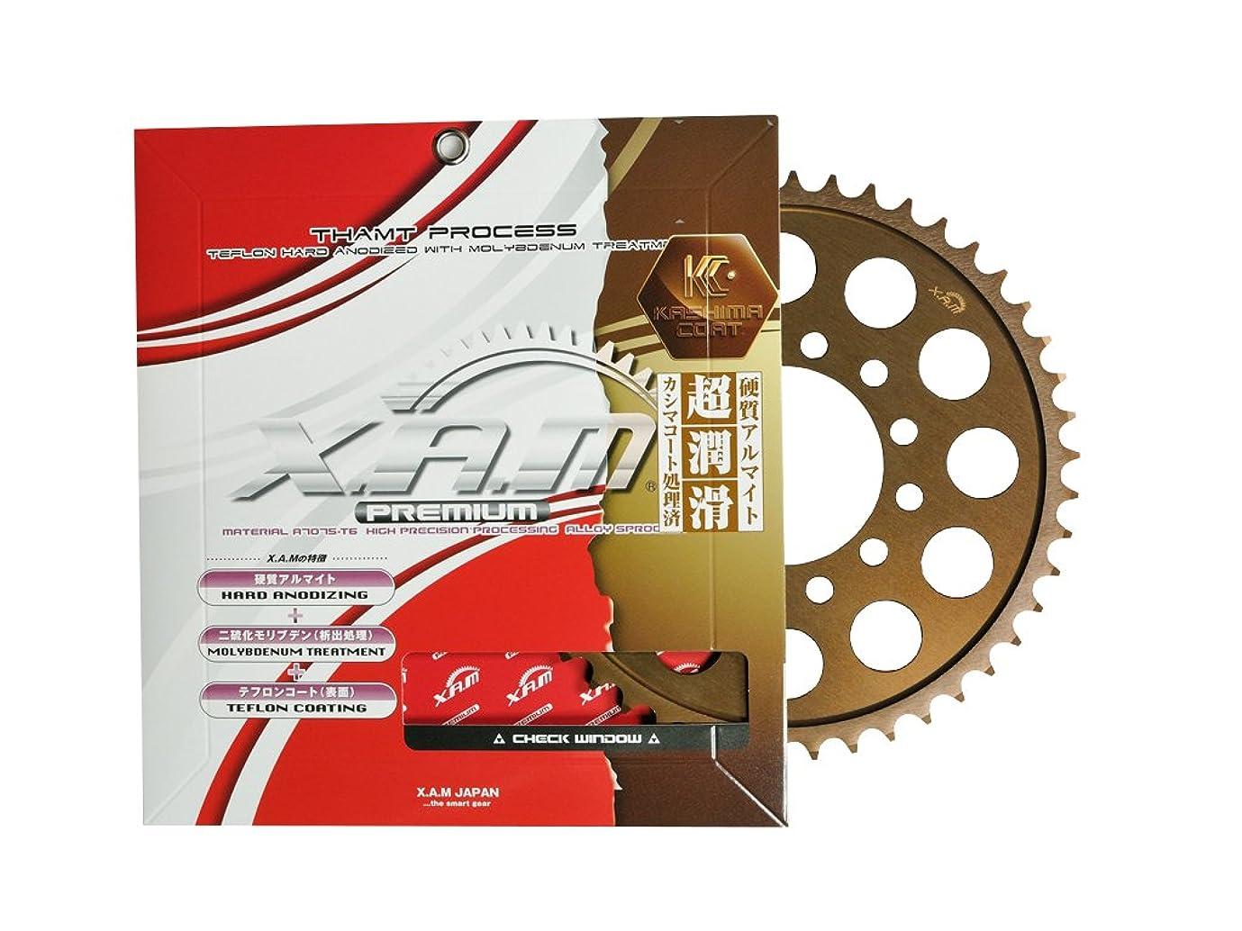 引用ポットソケットX.A.M Japan (ザムジャパン) A4702X43 520-43T スプロケット A4702X43