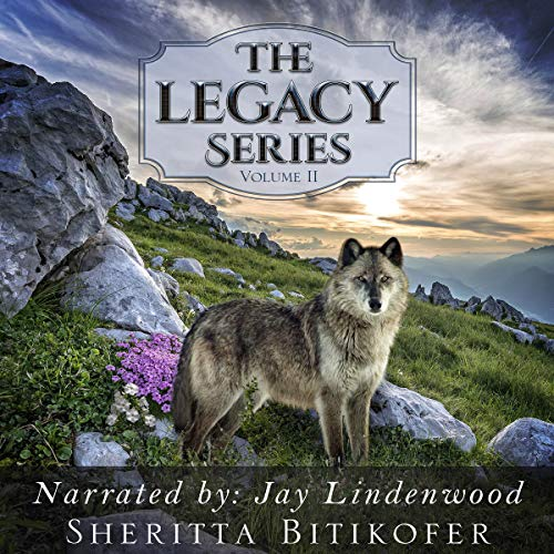 The Legacy Series, Volume 2 audiobook cover art