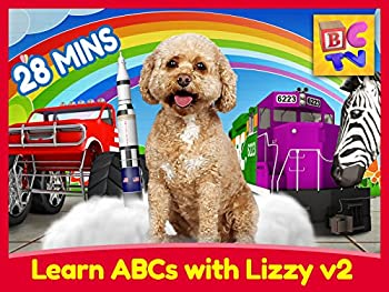 Learn ABCs with Lizzy the Dog!  Updated