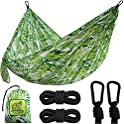 Miztli Portable & Lightweight Travel Parachute Hammock