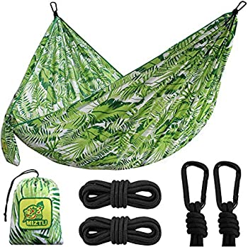 Miztli Portable & Lightweight Travel Parachute Hammock