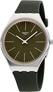 Unisex Adult Analogue Quartz Watch with Leather Strap SYXS116
