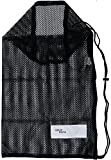 Drawstring Sports Equipment Mesh Bag For Swimming Beach Diving Travel Gym (Green)
