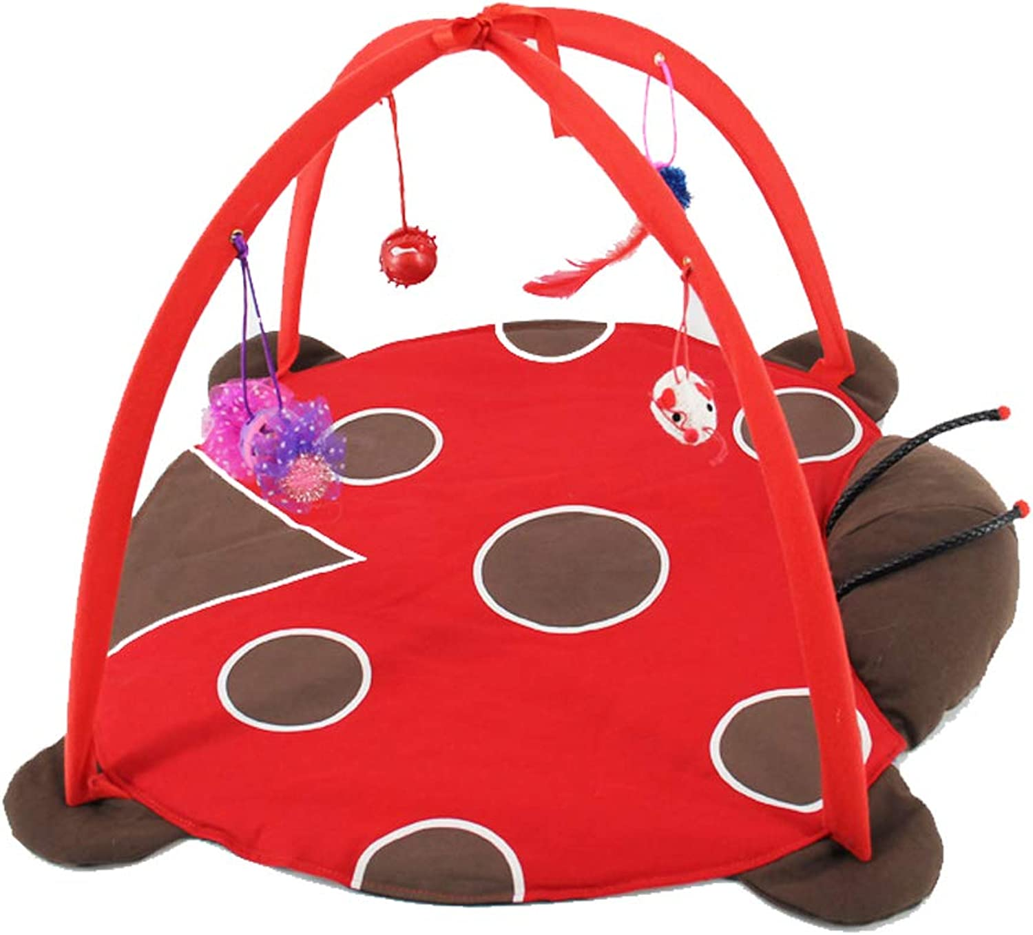 Foldable cat Tent Play Room cat Toy nest