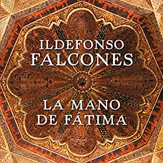 La mano de Fátima [The Hand of Fatima] audiobook cover art