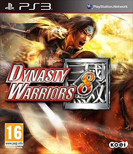 PS3 - Dynasty Warriors 8 - [PAL FR - MULTILANGUAGE]