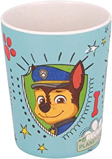2 x Kinder Becher Tasse 350 ml aus Kunststoff Paw Patrol Skye Evererst Picknick