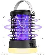 Grust Uv-campinglamp, 3-in-1 draagbare campinglamp, IPX6 waterdichte muggenlamp, USB-oplaadbaar, campinglantaarn met haak ...
