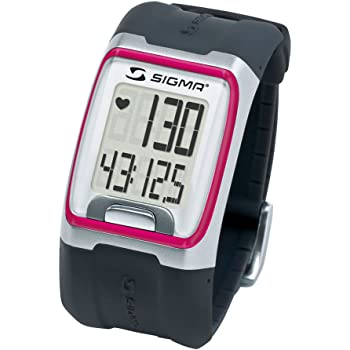 Sigma PULSUHREN Reloj Pulsómetro PC 3.11 Rosa, Incluye Banda ...
