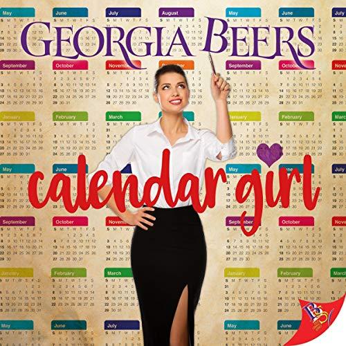 Calendar Girl audiobook cover art