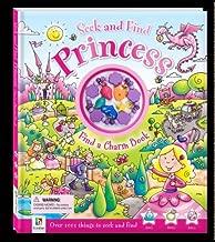 Seek and Find Princess Find a Charm Book