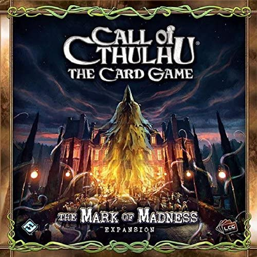 Call of Cthulhu  The Mark of Madness Deluxe Expansion