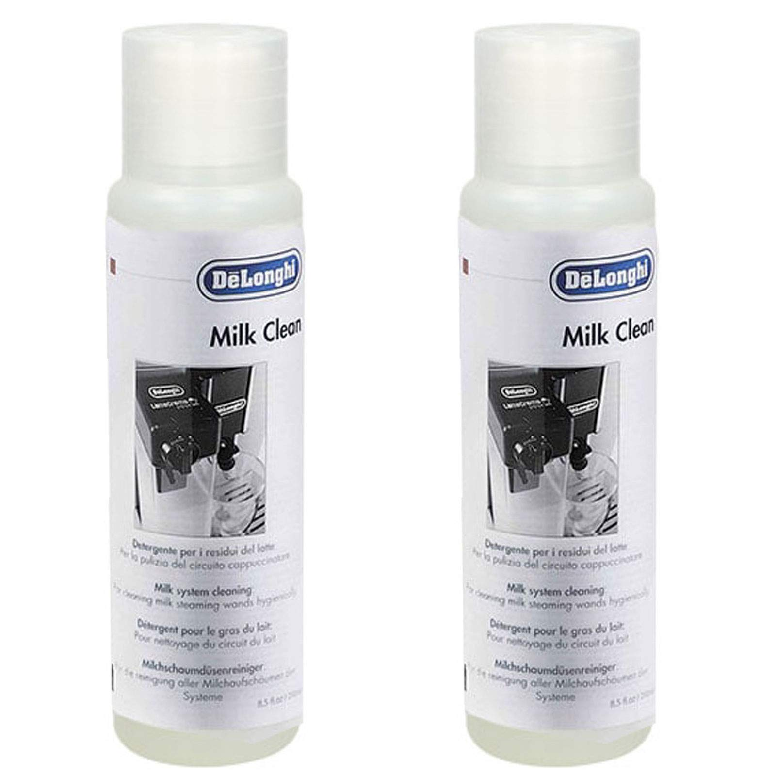 DeLonghi ECO multiclean limpieza Jarra leche M/áquina de caf/é Coche ECAM ESAM