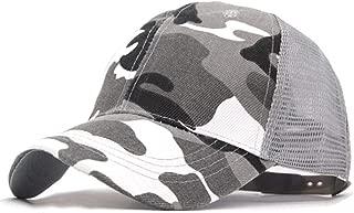LONIY Mesh Summer Brand Baseball Camouflage Caps for Men Women Casquette Hats Bones Gorras Sun Baseball Caps