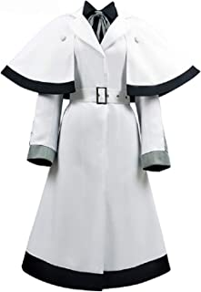 Saiko Yonebayashi White Outfit Halloween Cosplay Costume