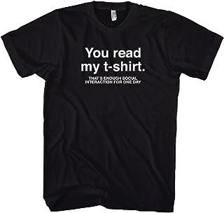 Chameleon Clothing Geek Social Interaction - Science - Physics - Nerd 700762 T-Shirt
