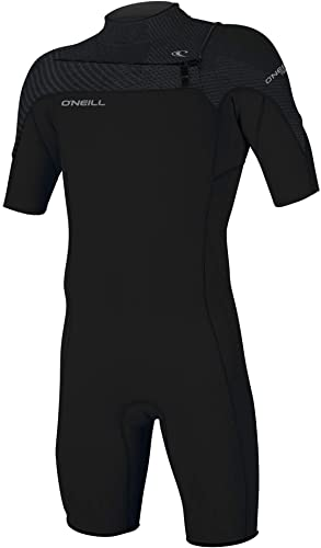 O'Neill 2019 Hammer 2mm Chest Zip Spbague courtey Wetsuit noir Jet Camo 4927 Oneill Pour des hommes Taille - XXL