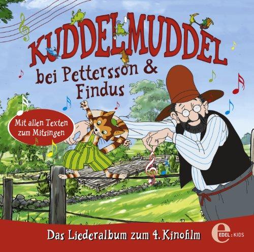 Kuddelmuddel bei Pettersson und Findus - Das Liederalbum zum Kinofilm