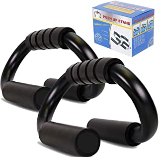 NANA Push Up Bars Strength Training Portable for Home Fitness Training Push Up Stands Handle for Floor Workouts Push Up Ba...