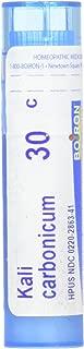 Boiron, Kali Carbonicum 30C Multi Dose Tube, 80 Count