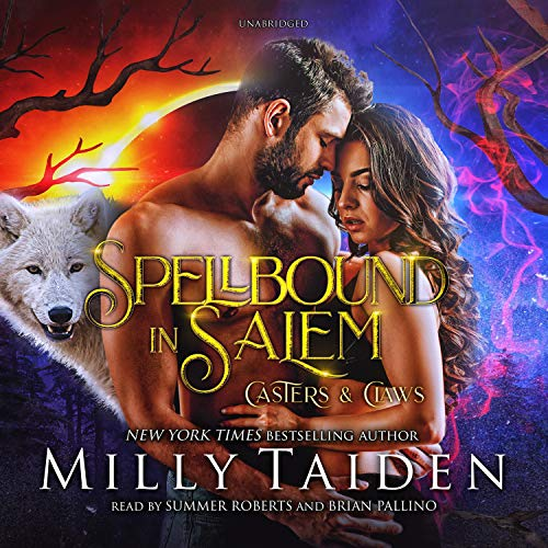 Spellbound in Salem cover art