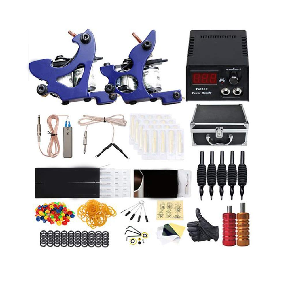 Professional Tattoo Kit 2 2021 new pcs power Machines Cash special price LCD supply