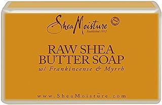 SheaMoisture Raw Shea Butter Soap - 100 gm