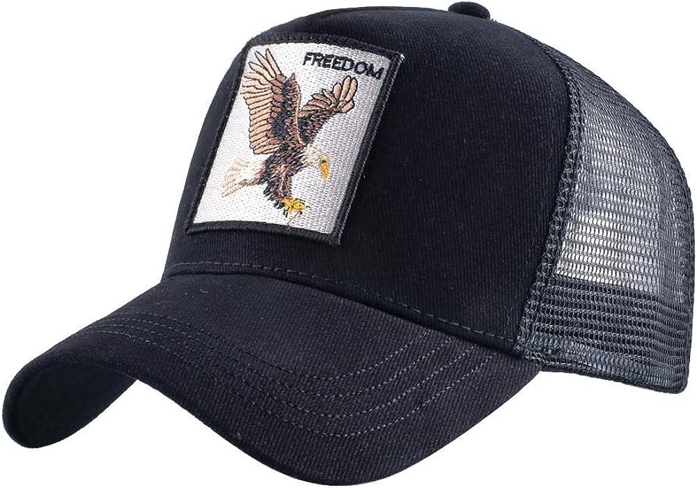 KISSBAOBEI Animal Mail Baltimore Mall order Trucker Hats for Snapback Men Caps Baseball Un