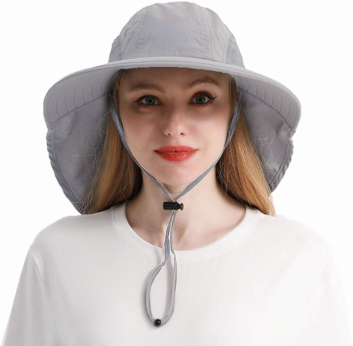 70% OFF Outlet Wide Brim Sun Hat for Men Protection UPF Women Outdoor Finally popular brand 50+ S