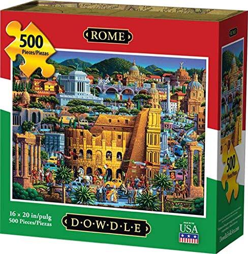 Dowdle Jigsaw Puzzle - Rome - 500 Piece