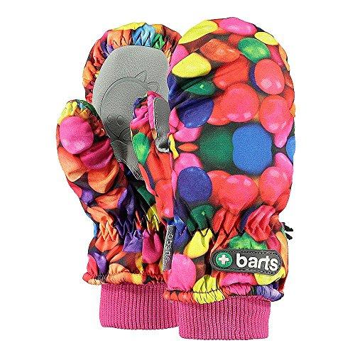 Barts Barts Unisex Baby Nylon Mitts Handschuhe, Candy, One size
