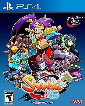 Shantae  Half-Genie Hero - Risky Beats Edition - PlayStation 4