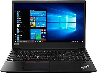 Lenovo ThinkPad E580 15.6 inch Premium Business Laptop, Intel 256GB SSD, Intel Core i5-7500u, 8GB DDR4, DVDRW, WiFi, Gigabit LAN, HDMI, USB C, Fingerprint Reader, Windows 10 Pro, Thin and Light