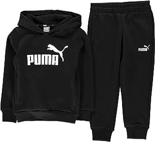 PUMA Sudadera con capucha y pantalón.