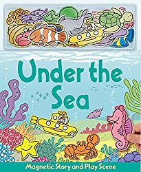 Under the Sea Magnetic Story & Play Scene