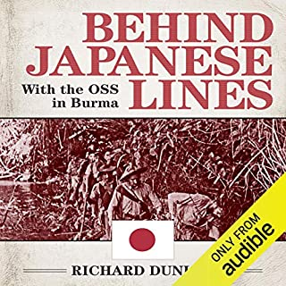 Behind Japanese Lines cover art