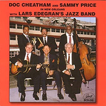 Doc Cheatham and Sammy Price in New Orleans
