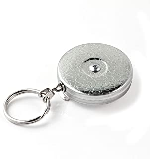 Best retractable key ring belt clip Reviews