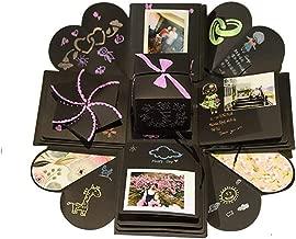 Kreative Überraschung Box Explosions-Box DIY Geschenk Handgemachtes Scrapbook