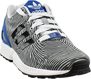Mens ZX Flux Athletic & Sneakers Blue