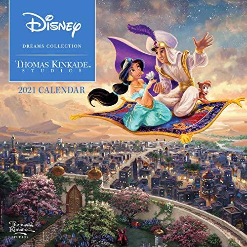 Disney Dreams Collection 2021 Calendar