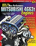 How to Build Max-Performance Mitsubishi 4G63t Engines (English Edition)