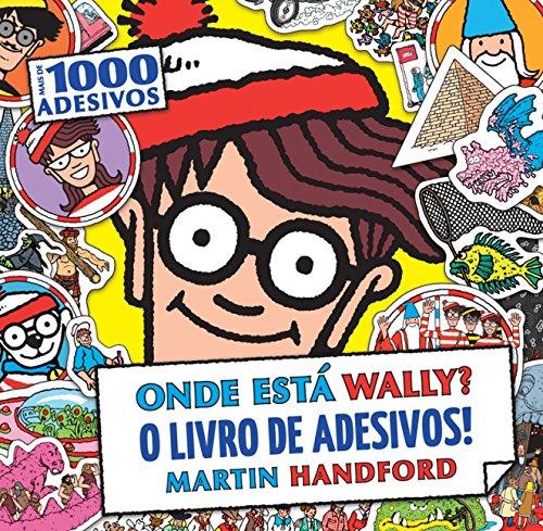 Onde Está Wally?: O Livro de Adesivos!